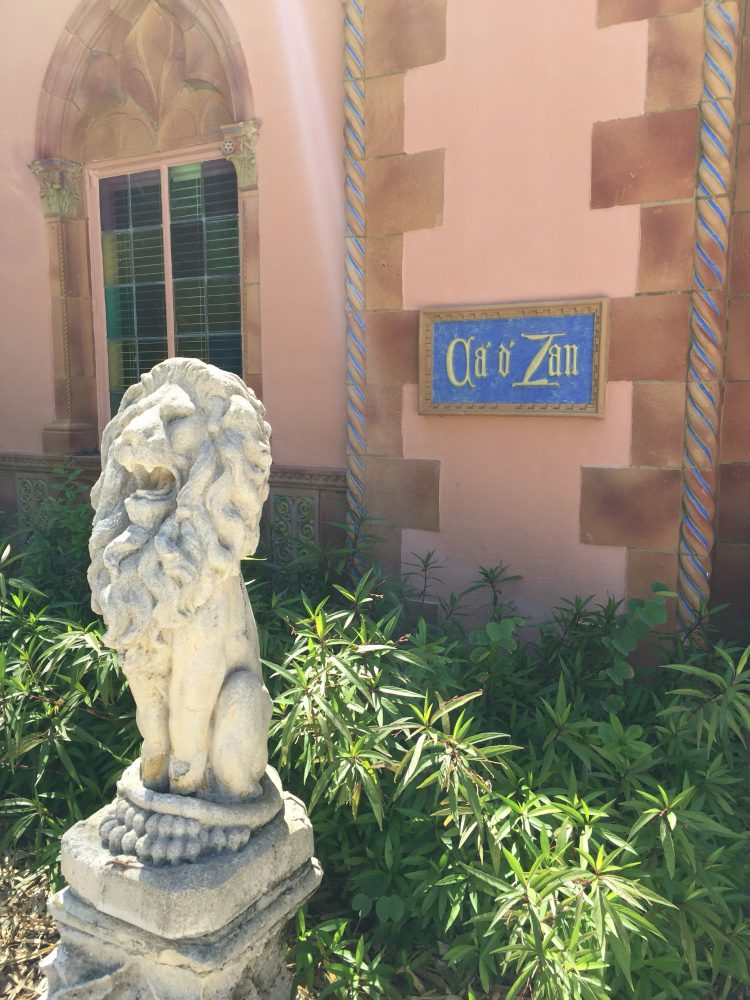 Ca' d'Zan: House of John Ringling on the Bay