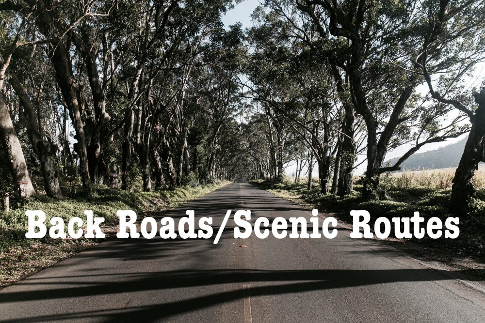 Back Roads and Scenic Routes: The Perfect Sunday Playlist