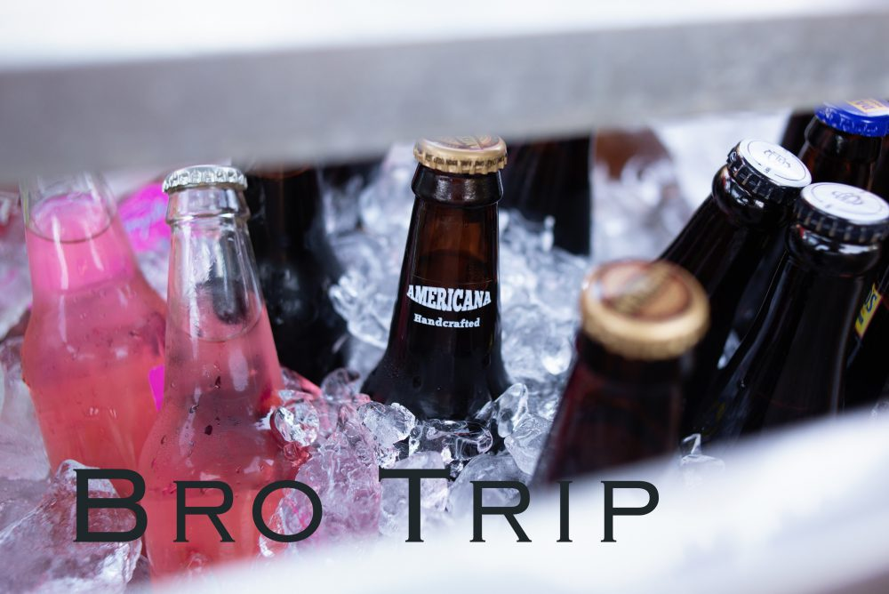 Bro Trip: Tunes for the Bachelor Trips You Take With Your Boys