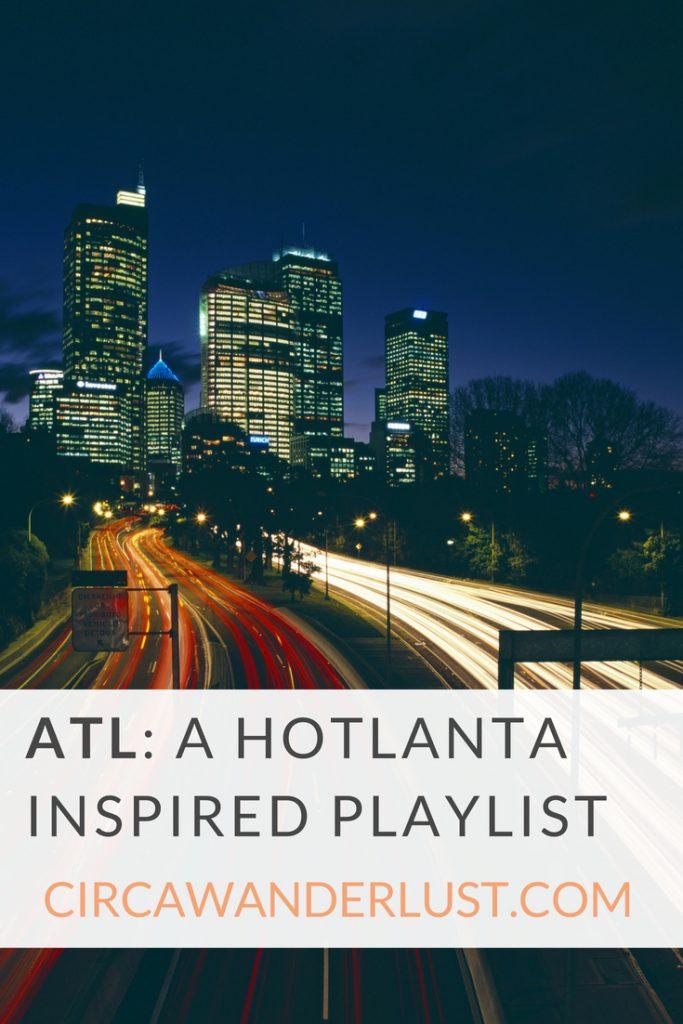 playlist, atlanta