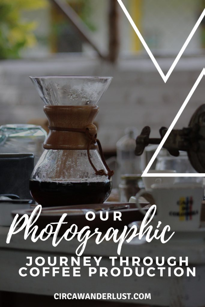 coffee farm visit, colombia