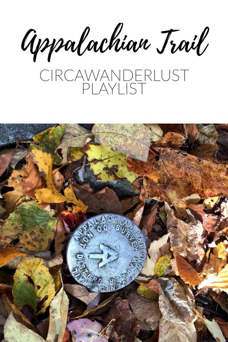 Appalachian Trail Playlist