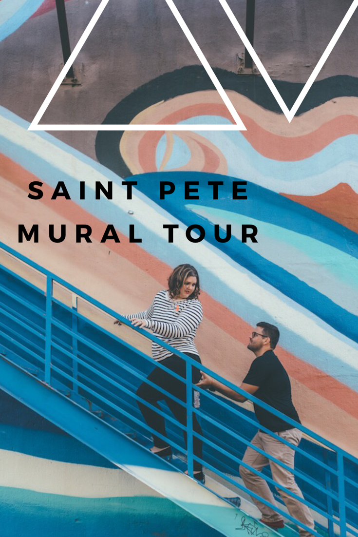 A Photographic Tour of St. Pete Murals