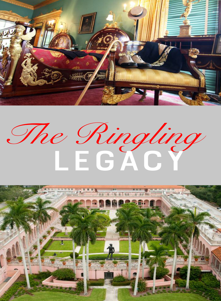 ringling estate, sarasota