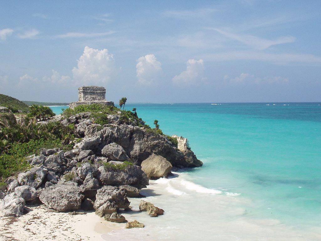 tulum travel tips, mexico, beach