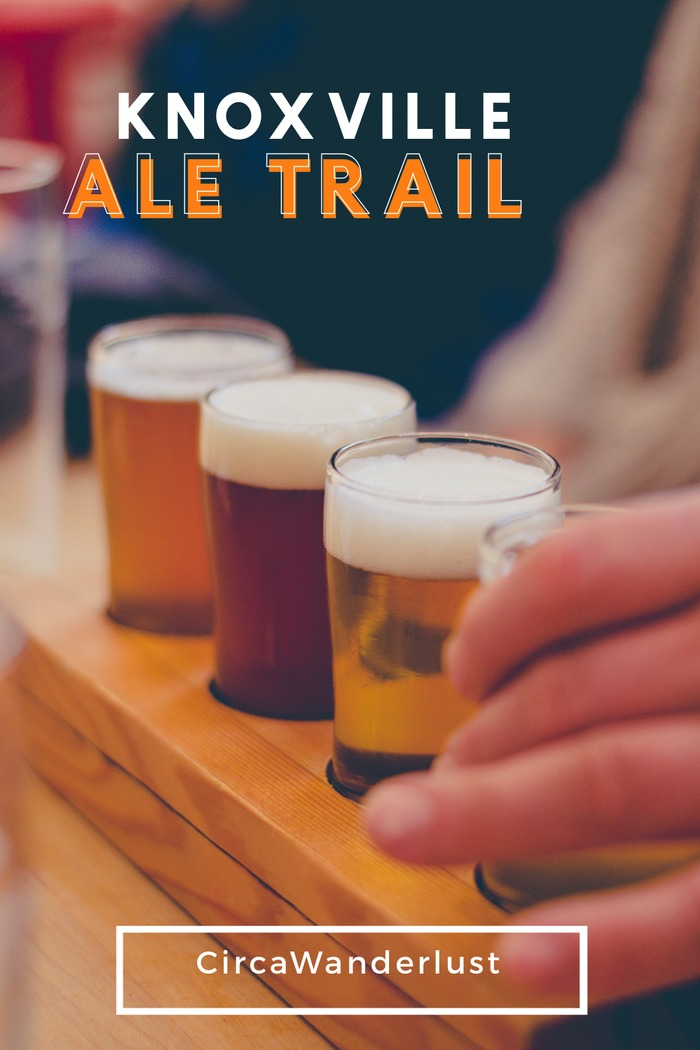 Knoxville Ale Trail – A Day of Good Brews