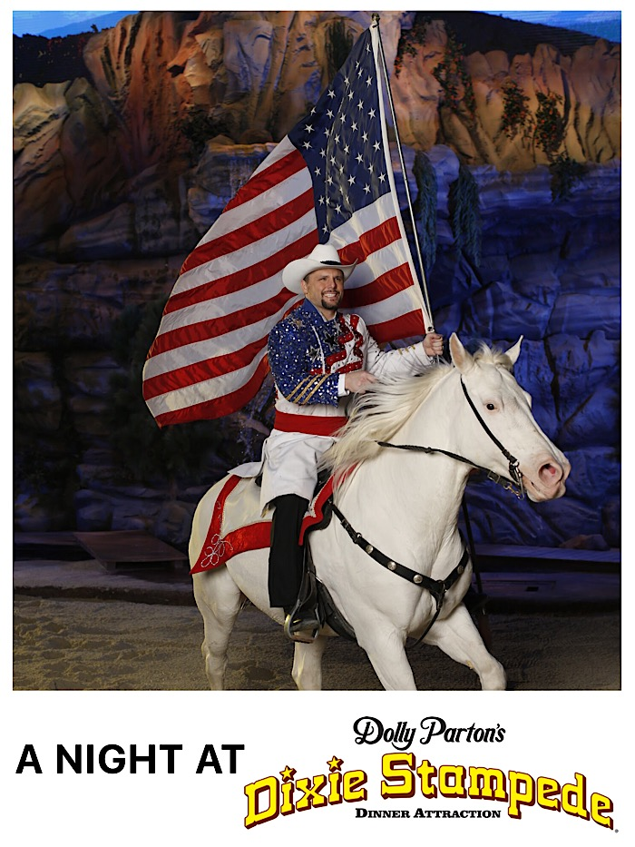 A Night at Dixie Stampede in Pigeon Forge