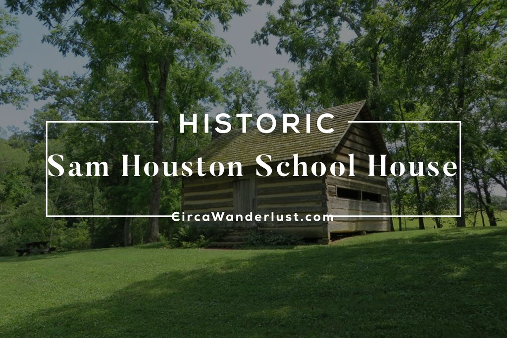 Sam Houston Historic School House