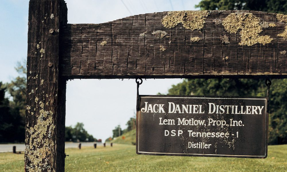 The Tennessee Whiskey Trail