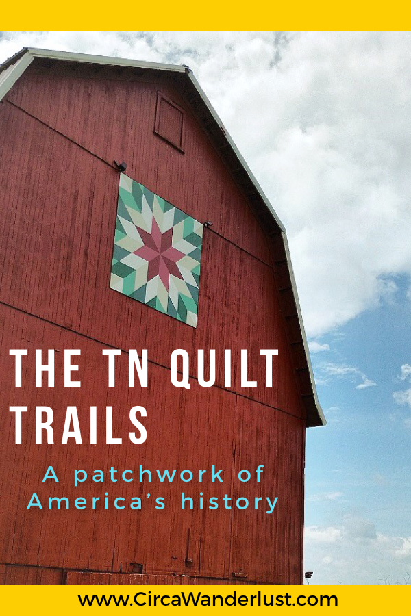 tennessee quilt trails