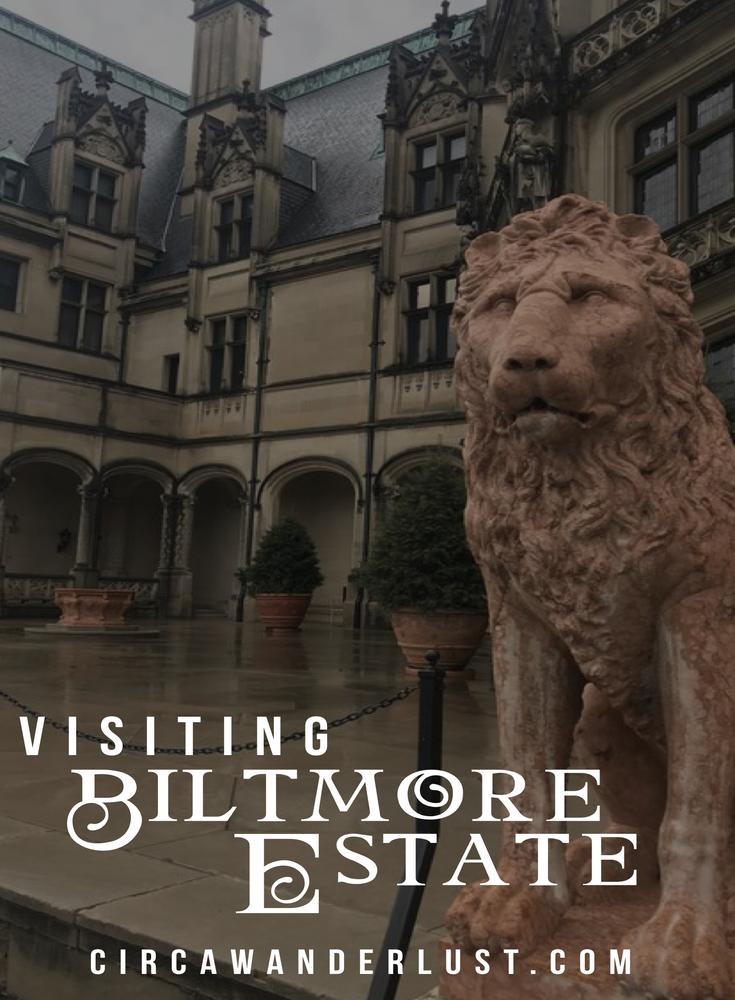 biltmore estate, asheville, visiting biltmore