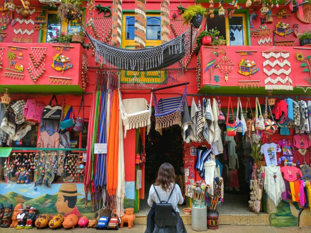 colombia travel, raquira