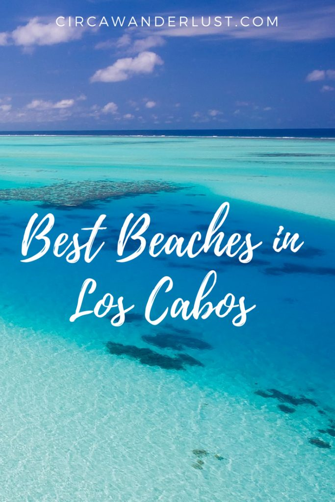 Best beaches in Los Cabos