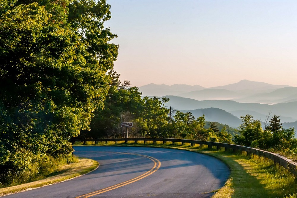 the blue ridge parkway is one of the best road trips in america