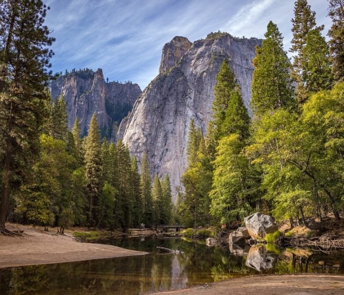 Spending One Day in Yosemite National Park