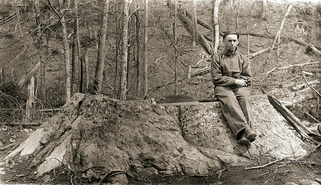 Great Smoky Mountains National Park history