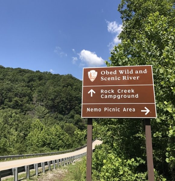 The Trails of Obed Wild and Scenic River