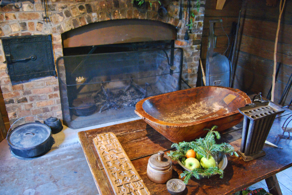 historic homes in knoxville kitchen