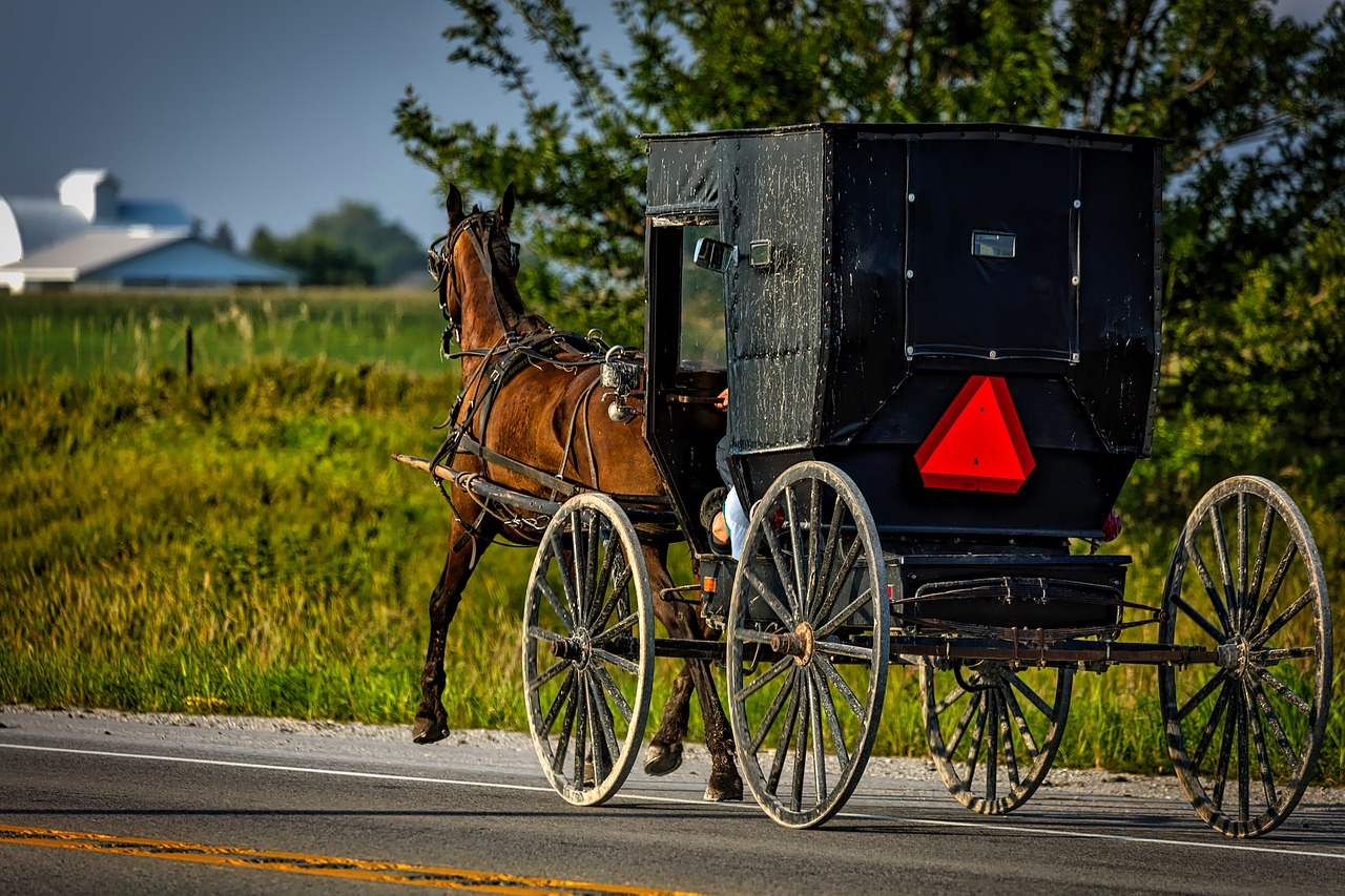 Exploring Ohio Amish Country in Holmes County