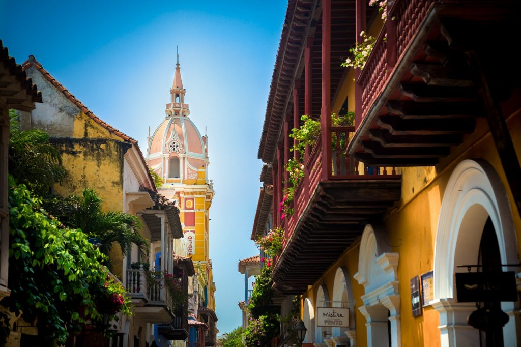 photo of Cartagena Colombia
