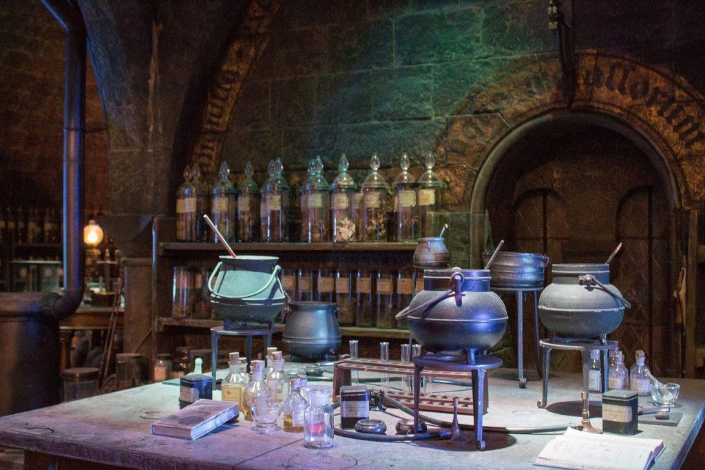 Warner Bros. Harry Potter Set Tour