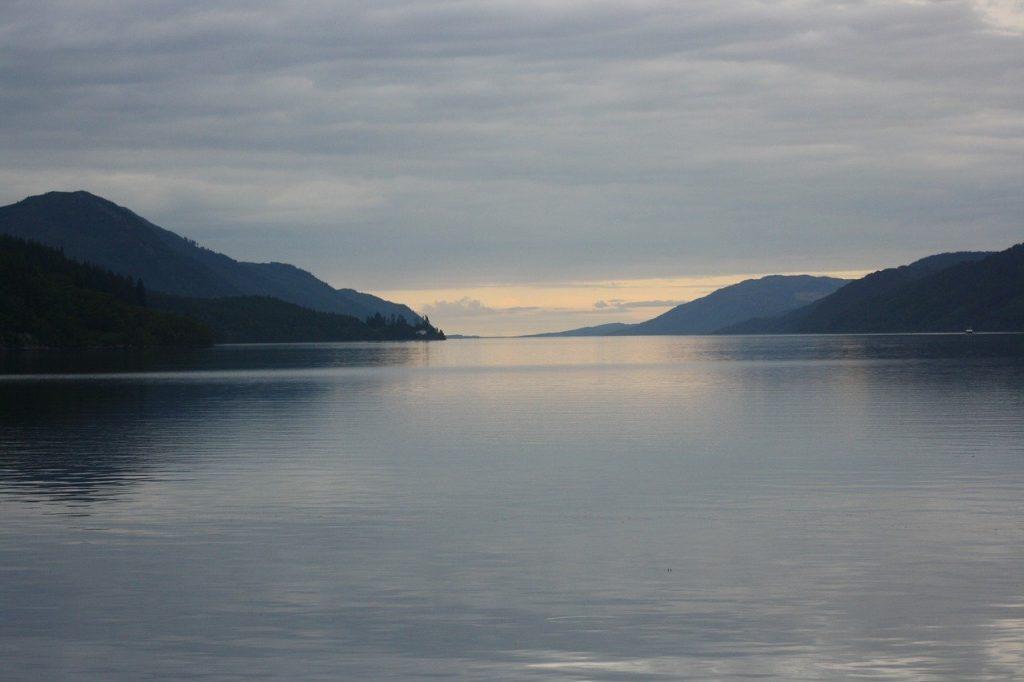 loch ness in scotland